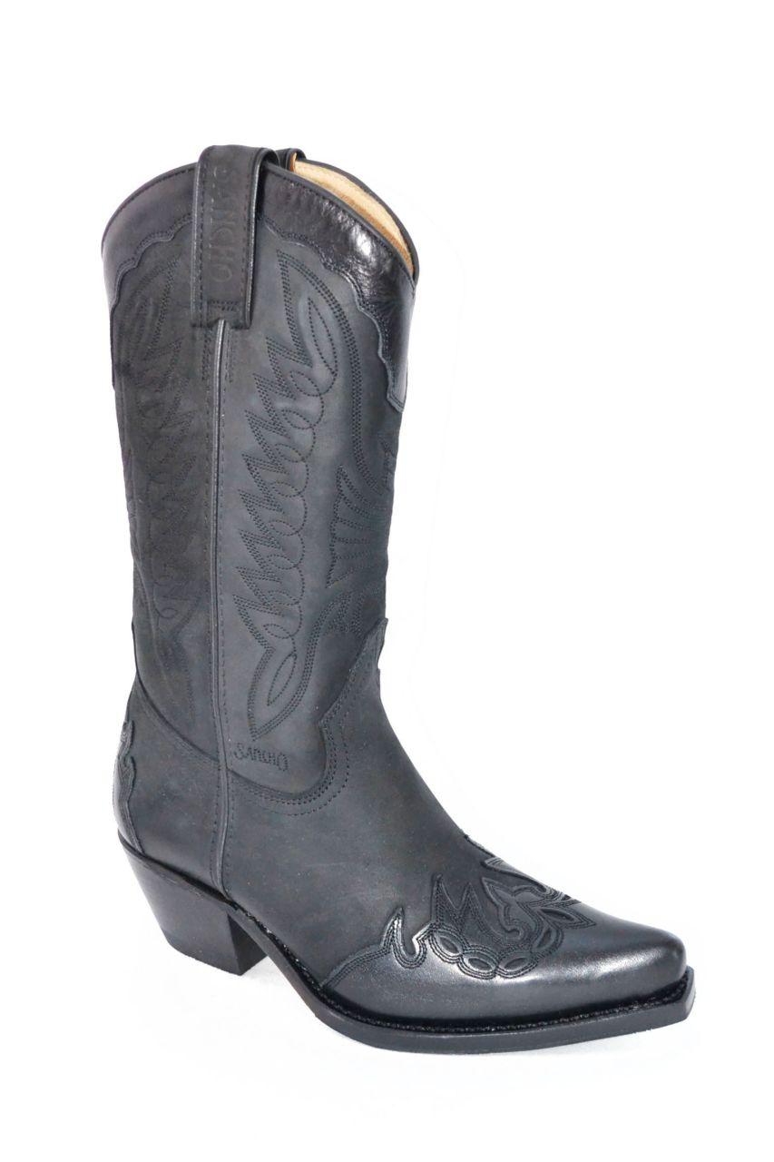 Ковбойские сапоги женские Sancho Boots арт. 5119 540 old