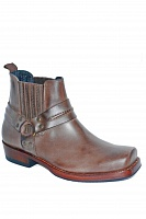 Казаки мужские Sancho Abarca Boots  5049-71 box crazy saddale